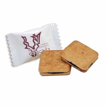 Sandwich Cookie de chocolate