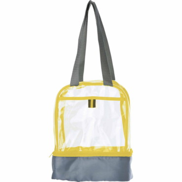 Lunch bag en PVC et polyester 210D