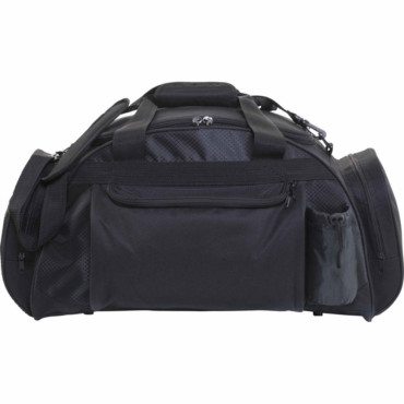 Polyester weekend/travel bag
