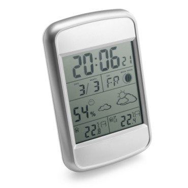 Digital plastic weather station