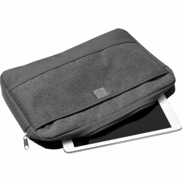 Poly canvas laptop bag