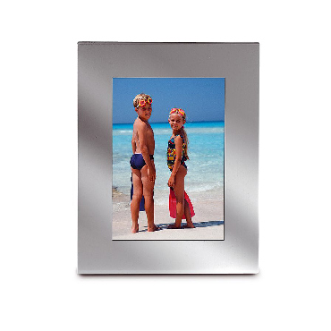 Cadre photo en aluminium (photo 10 x