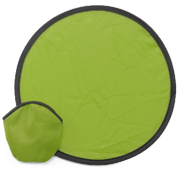 Frisbee plegable en funda