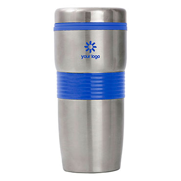 Stainless steel double walled travel tumbler
