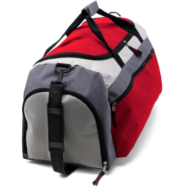 Large sports bag with one main compar...