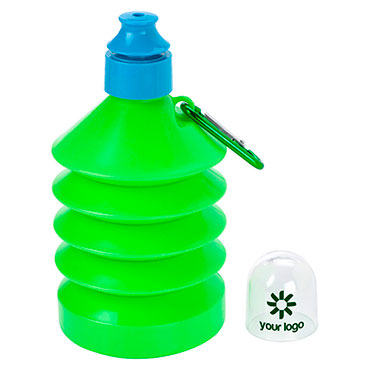 330ml Foldable drinking bottle