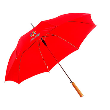 Automatic opening umbrella