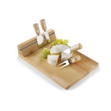 Set de 4 utensilios para cortar queso...