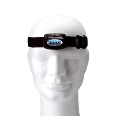 Head light with 5 LED lights