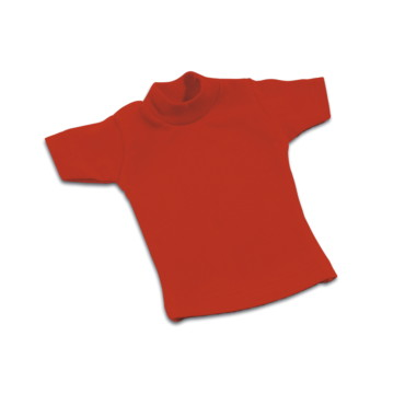 Cotton T-shirt for soft toy