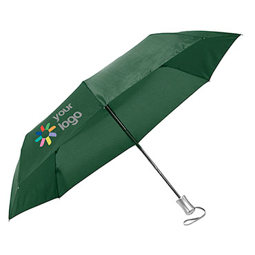 Automatic opening polyester umbrella