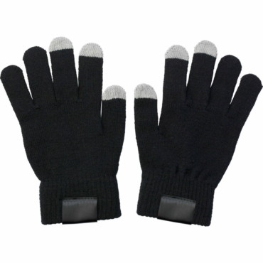 Gloves suited for capacitive screen