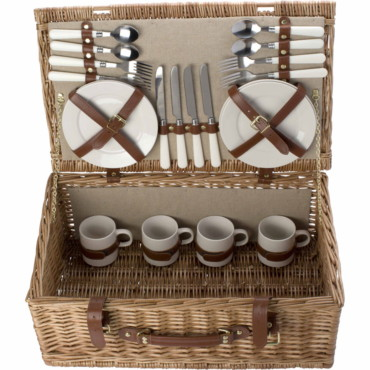 Picknick basket, 4 people