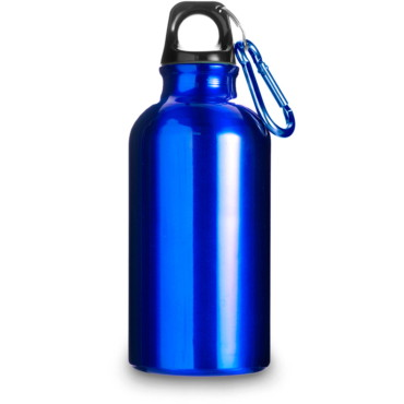 400ml Aluminium water bottle with a c...