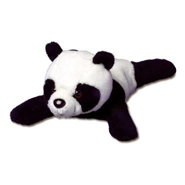 Beanbag Panda-Bär mit Granulatfüllung