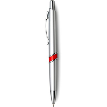 Atlantica plastic ballpen with transl...