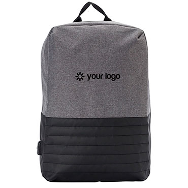 Secure laptop backpack Venam