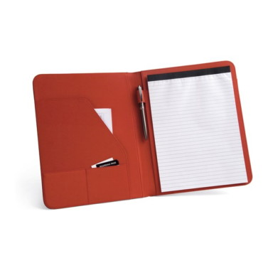 800D and imitation leather A4 folder with elastic band