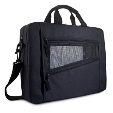 600D multifunction bag with 2 outer pockets and removable strap