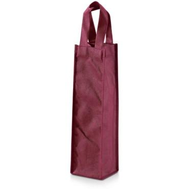 Bolsa para botella de vino, en non-woven