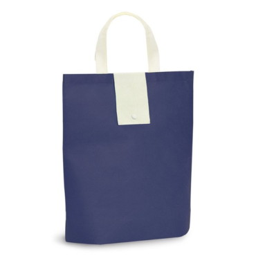 Non-woven foldable bag with 35 cm handles