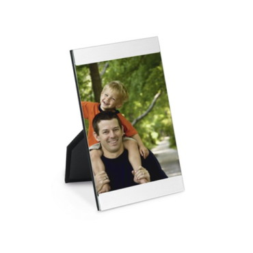 Aluminium photo holder