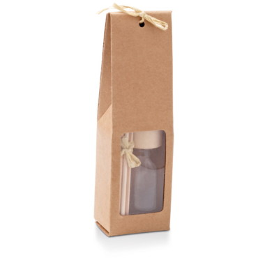 Fragrance diffuser set with 6 wooden diffusers