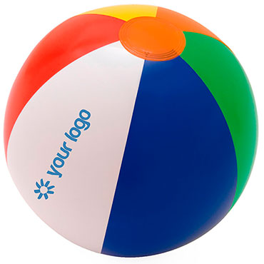 Pelota de playa multicolor Anylam