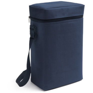600D cooler bag with adjustable shoulder strap