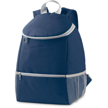 600D cooler backpack with outer pockets