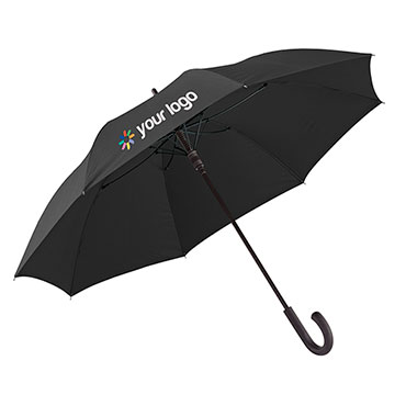190T pongee automatic umbrella