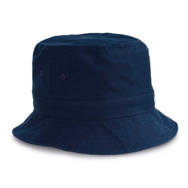 Cotton canvas bucket hat