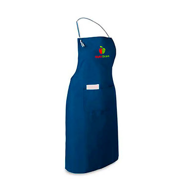 TC adjustable apron, with two pockets