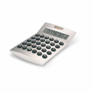 Basics 12-digits calculator