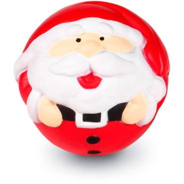 Anti-Stressball Weihnachtsmann