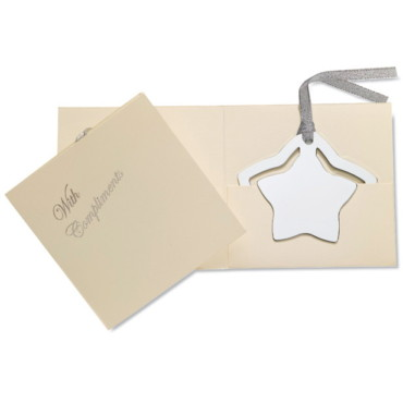 Star shape bookmark
