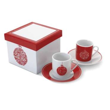 4-teiliges Espresso-Set