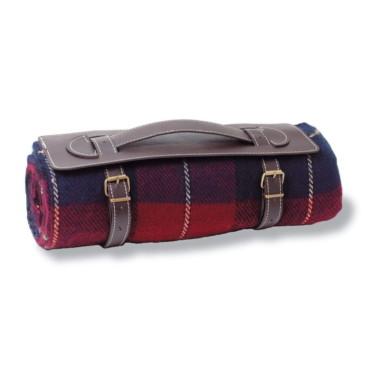 Comfy Travelling clan blanket