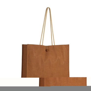 Tutti Jute shopper bag w/ handles