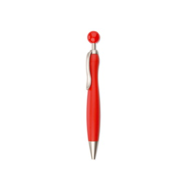 Wimen Ball pen with ball plunger