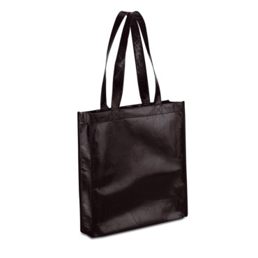 Voguish Metallic vertical shopper