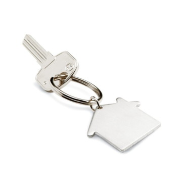 House shaped key ring  Twanna