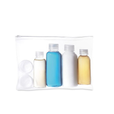 Airpro Travelling pouch with bottles
