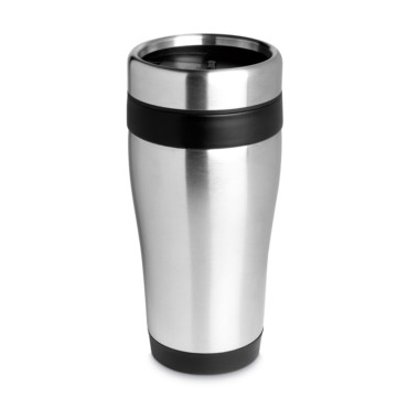 Tram Stainless steel travel mug