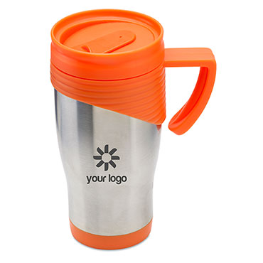 Taza 455 ml de acero inoxidable