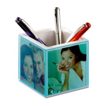 Lapicero en forma de cubo      PICTORAMA