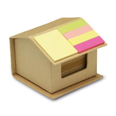Notas adesivas cartão rec Recyclopad