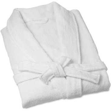 Hostal 100% cotton bathrobe