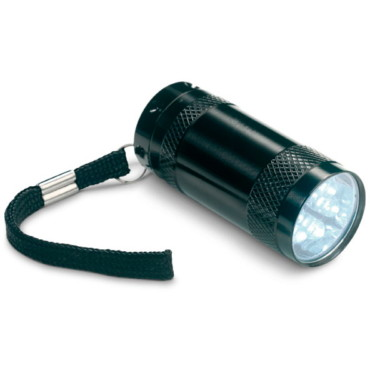 Texas Aluminium mini torch w lanyard