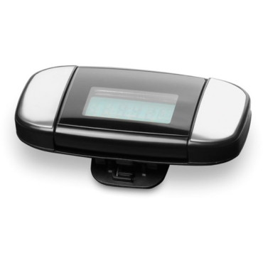 Fitback Pedometer w/ pulse heart rate